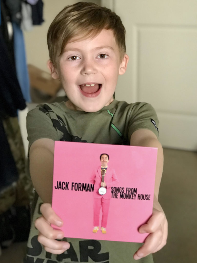 Jack Forman - Songs from the Monkey House